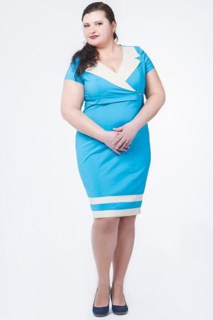 GHAZEL: Платье Лайма Лето 10446/8 - главное фото