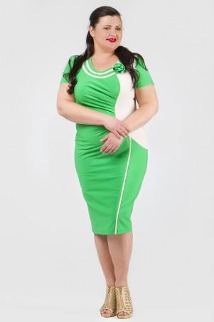 GHAZEL: Платье Оникс Лето 10378/8 - главное фото