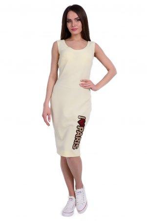 Modus: Платье «Пальмира Костюмка Креп» 6289 - главное фото