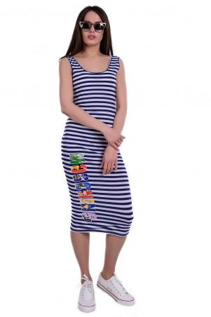 Modus: Платье «Фарина Принт Трикотаж Турция» 6485 - главное фото