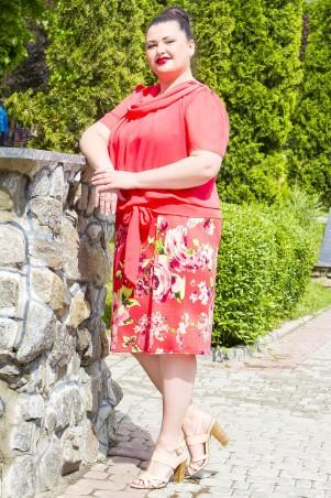 GHAZEL: Платье Романтика 11214 - главное фото