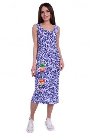 Modus: Платье «Фарина Принт Масло» 6373 - главное фото