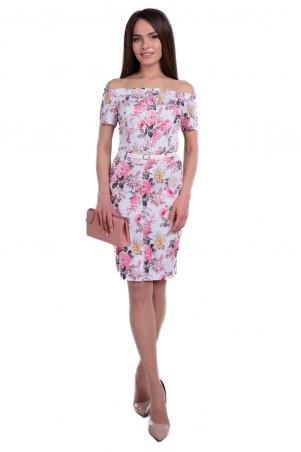 Modus: Платье «Мона Принт Коттон Тонкий» 6508 - главное фото