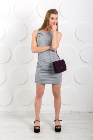 """InRed: Трикотажное платье """"New Star"""" 7238 - главное фото"""