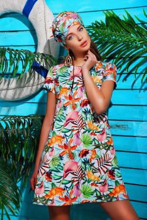 Glem: Платье Каллы  Тая-1Б к/р - главное фото