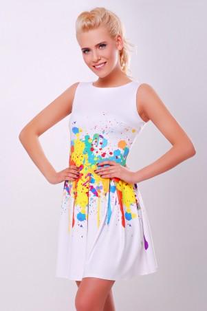 Glem: Платье Краски  Мия-1 б/р - главное фото