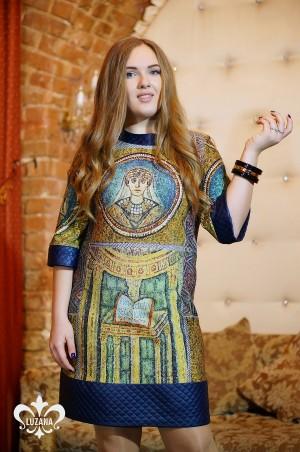 Luzana: Платье-Туника Венеция №2 - главное фото