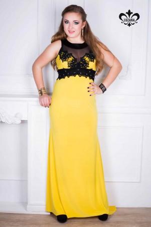 Luzana: Платье Кассандра - желтый - главное фото