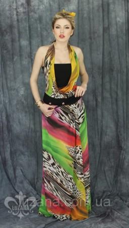 Luzana: Платье Лагуна №2 - главное фото