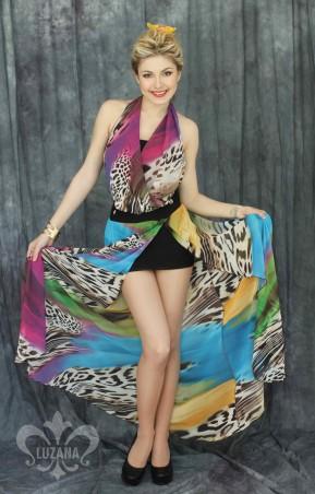 Luzana: Платье Лагуна №4 - главное фото
