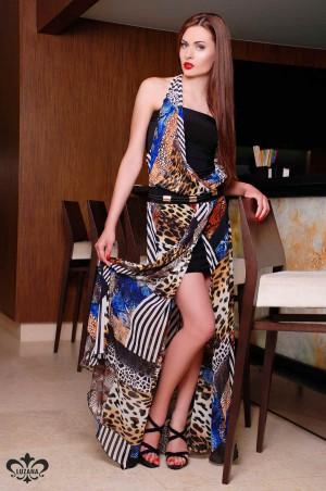 Luzana: Платье Лагуна №23 - главное фото