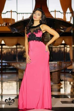 Luzana: Платье Кассандра -розовый - главное фото