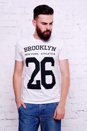 Glem: Футболка Brooklyn 26 Футболка Men-2В - главное фото