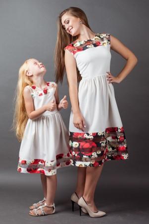 Mila Merry: Платье детское М12685 - главное фото