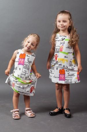 Mila Merry: Платье детское М17003 - главное фото