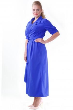 Alpama: Платье электрик SO-13050-ELB SO-13050-ELB - главное фото