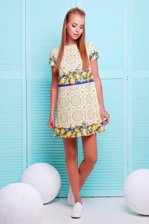 Glem: Платье Лимоны  Тая-3 к/р - главное фото