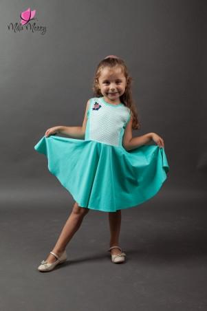 Mila Merry: Платье детское М139670 - главное фото