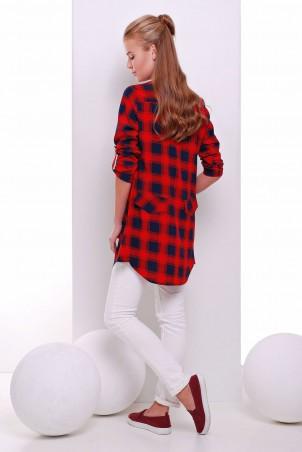 Zefir: Платье-рубашка Fancy - главное фото