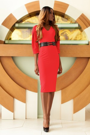 Jadone Fashion: Платье Сабрина М-1 - главное фото