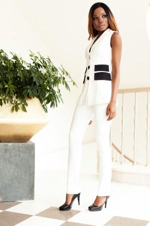 Jadone Fashion: Костюм (жилет и брюки) Римини М-2 - главное фото