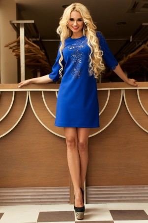 Jadone Fashion: Туника-платье Алания М-6 - главное фото