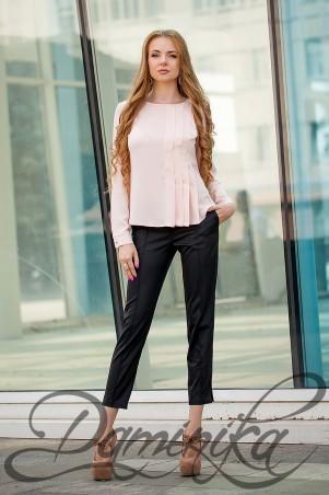 Daminika: Легкая блуза «Фелина» 21604 - главное фото