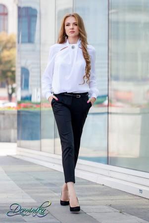 Daminika: Стильная блуза «Никалетта» 21607 - главное фото