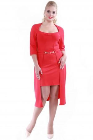 Alpama: Платье красное SO-13061-RED SO-13061-RED - главное фото