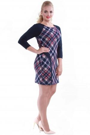 Alpama: Платье SO-13059-PNK - главное фото