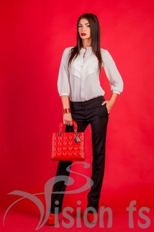 Vision FS: Оригинальная блуза «Камерон» 16609 - главное фото
