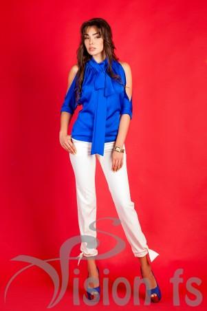 Vision FS: Шелковая блуза «Феникс» 16615 - главное фото
