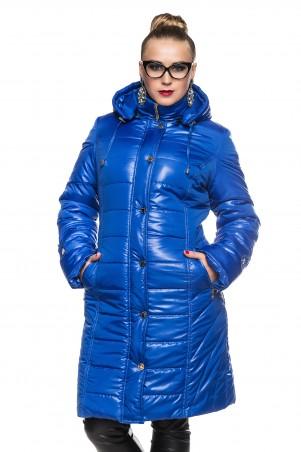 Кариант: Куртка зимняя Снежана электрик - главное фото