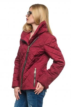 Кариант: Куртка деми Лаура слива - главное фото