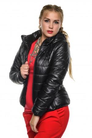 Кариант: Куртка деми Карина-черный - главное фото