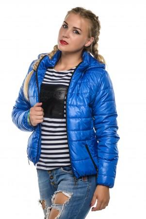 Кариант: Куртка деми Карина-электрик - главное фото