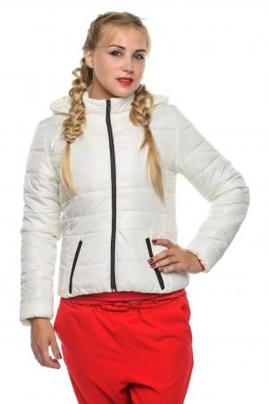 Кариант: Куртка деми Карина-молоко - главное фото