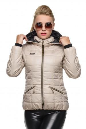 Кариант: Куртка деми Анжелика-жемчуг - главное фото