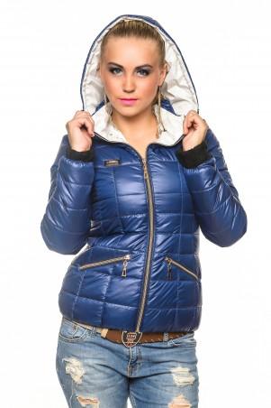 Кариант: Куртка деми Анжелика-синий - главное фото