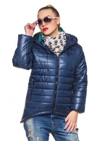 Кариант: Куртка деми Амина-синий - главное фото