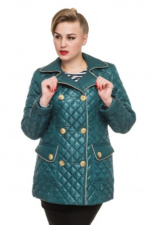 Кариант: Куртка деми Дина-бутылка - главное фото