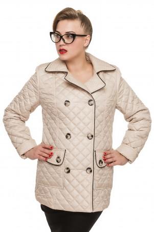 Кариант: Куртка деми Дина-беж - главное фото