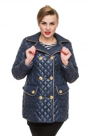 Кариант: Куртка деми Дина-синий - главное фото