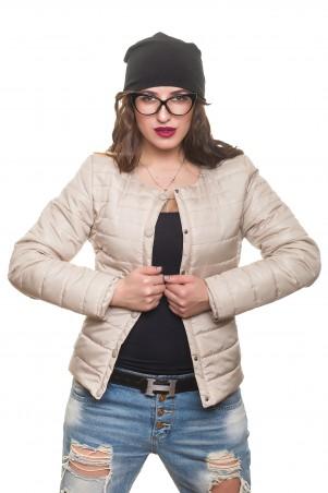 Кариант: Куртка деми Эмма-беж - главное фото