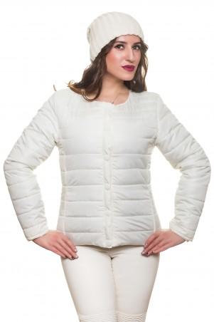 Кариант: Куртка деми Эмма-белый - главное фото