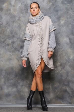 Bazhani: Пальто Шанталь - главное фото