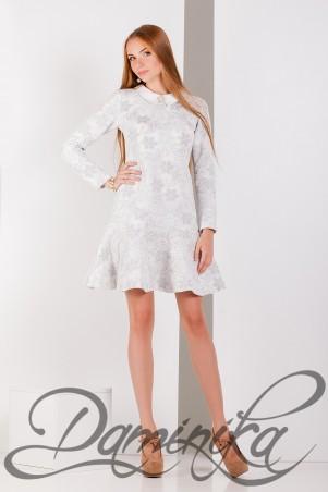 Daminika: Романтичное платье из неопрена «Irish» 11609 - главное фото