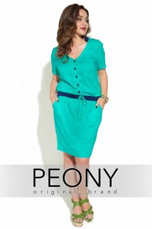 Peony: Платье Юкатан 220316 - главное фото