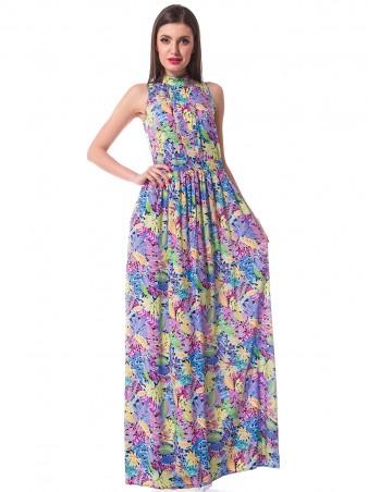 Evercode: Длинное платье 1381 - главное фото