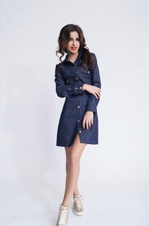 New Style: Платье-рубашка 796 - главное фото